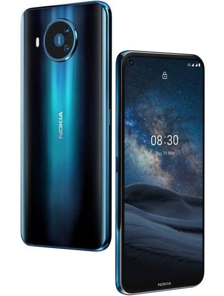Nokia 8.3 Brands